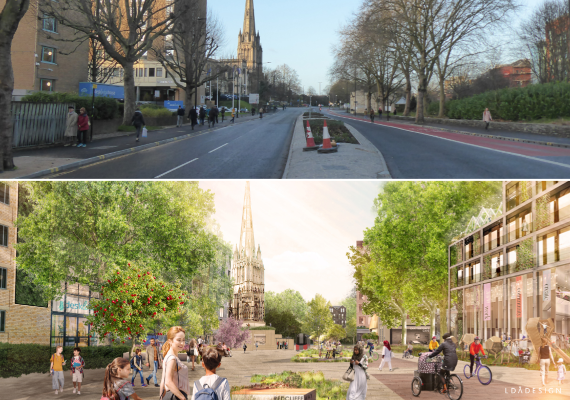 Community-led housing vision for Bristol dual carriageway ...