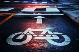 bicycle lane